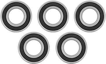 Ball Bearings, 10pcs 6004-2RS1 Rubber Sealed Deep-Groove Tool