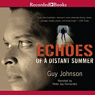 Echoes of a Distant Summer audiobook cover art