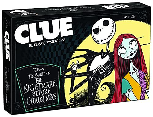 NBX CLUE: Disney Tim Burton's The Nightmare Before Christmas