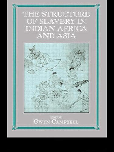 Structure of Slavery in Indian Ocean Africa and Asia (Studies in Slave and Post-Slave Societies and Cultures,)