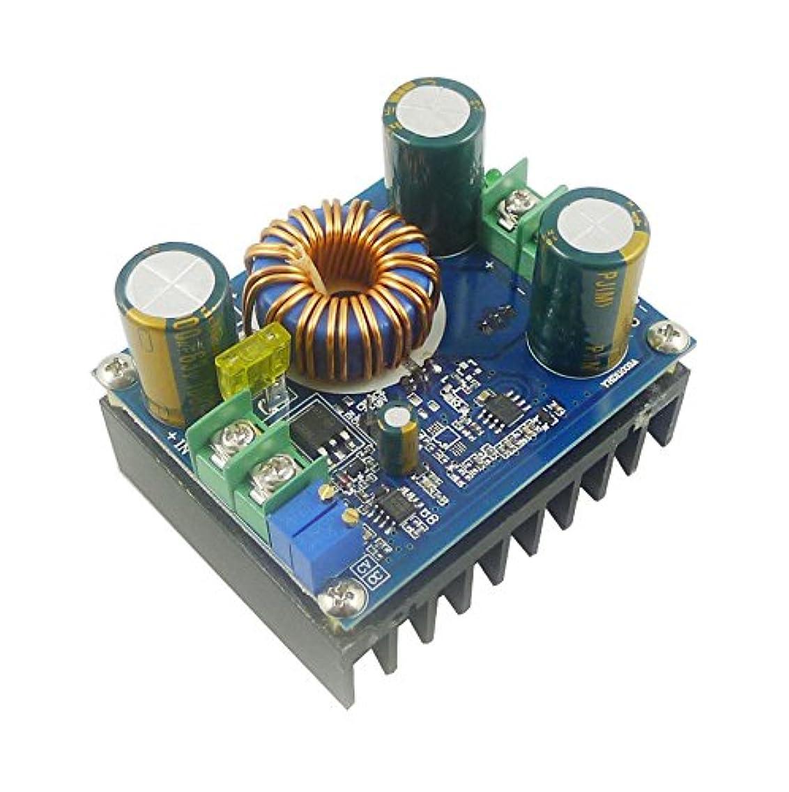 平均屋内囲いEasyWordMall 600W DC-DCブーストモジュール定電圧定電流電源12-80V車の充電器ソーラーレギュレータ