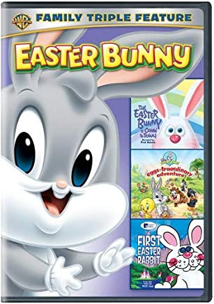 Easter Bunny Triple Feature (DVD)