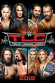WWE  TLC  Tables Ladders & Chairs 2018  DVD