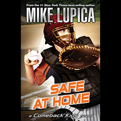 Page de couverture de Safe at Home: A Comeback Kids Novel