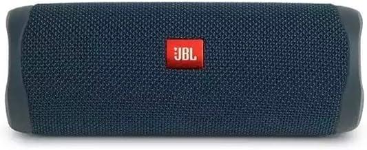JBL Flip 5 Bluetooth Splashproof Speaker, Blue