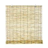 STI Tapparella avvolgibile Agave canniccio di bambù 200x300cm Tenda a Rullo Bamboo Arredamento Casa Protezione Luce