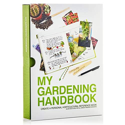 Suck UK My Gardening Handbook - Hardcover Journal for Gardeners and...