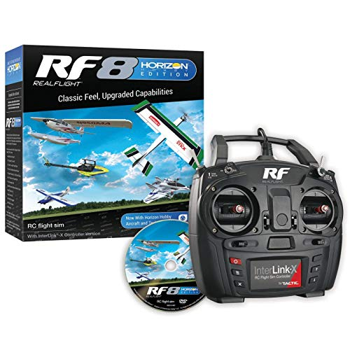 Real Flight 8 Horizon Hobby Edition