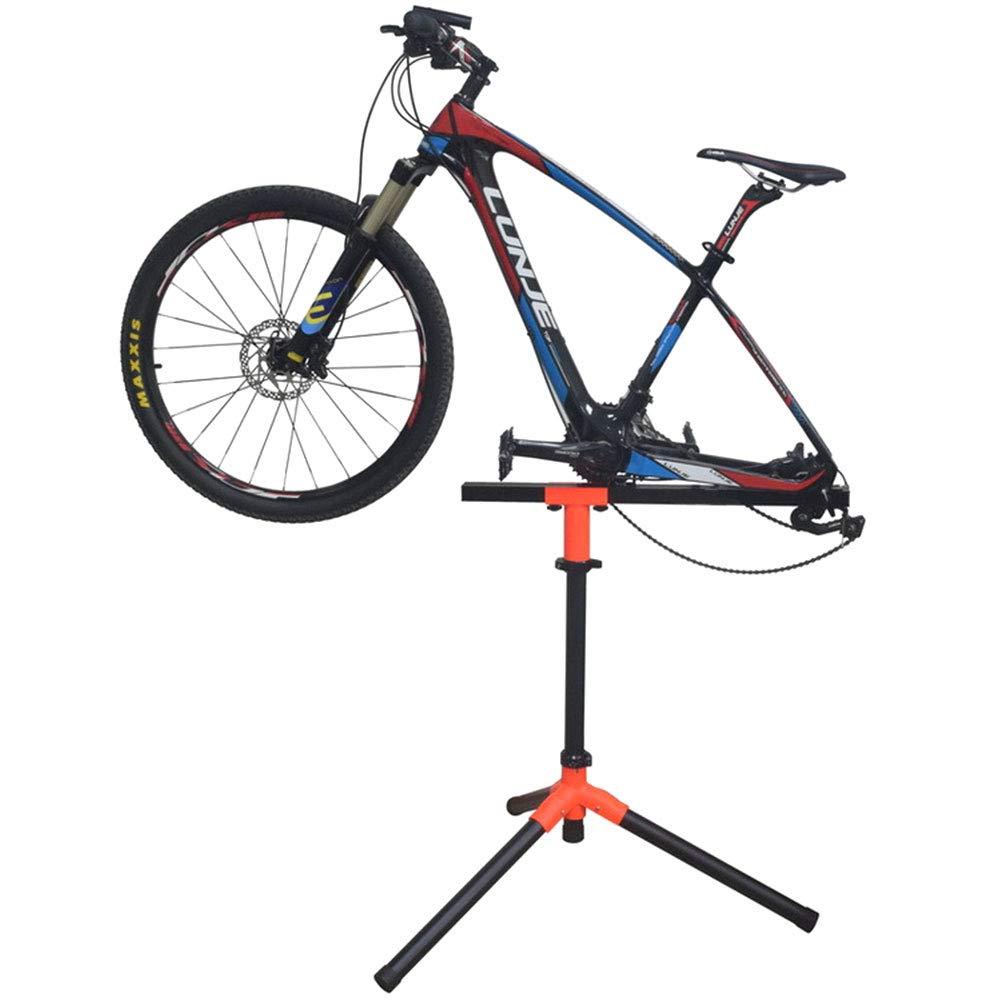 NANANA Soporte de Mantenimiento para Bicicleta, Soporte de Reparación de Mantenimiento de Bicicleta, Soporte de Trabajo Mecánico Ajustable para Reparación Bicicleta Soporte Soporte, 103x75cm: Amazon.es: Deportes y aire libre