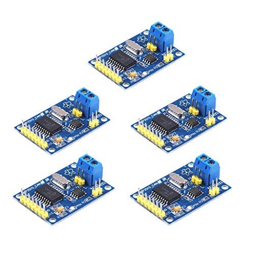 5 Stücke Mcp2515 Modul CAN Bus Modul Tja1050 Empfänger SPI Für Arduino