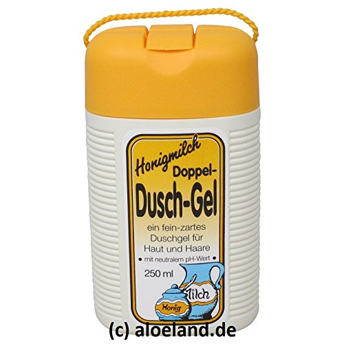 Honig-Milch Doppel Duschgel, 250 ml