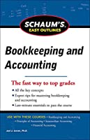 Schaum's Easy Outline's: Bookkeeping and Accounting (Schaum's Easy Outlines)