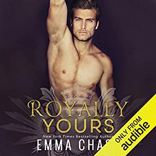 Royally Yours                   By:                                                                                                                                 Emma Chase                               Narrated by:                                                                                                                                 Shane East,                                                                                        Andi Arndt                      Length: 7 hrs and 33 mins     632 ratings     Overall 4.6