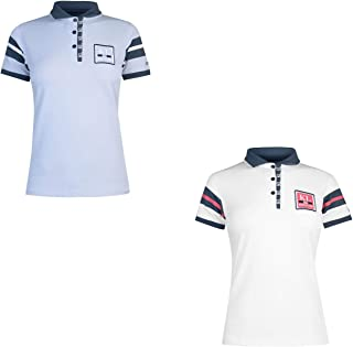 Best horse riding polo t shirts Reviews