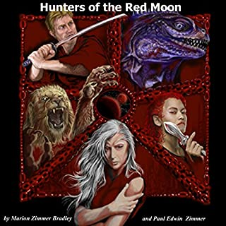 Hunters of the Red Moon cover art