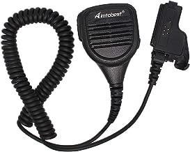 Remote Speaker Microphone Compatible for Motorola XTS1500 XTS2500 XTS3000 XTS5000 PR1500 HT1000 MTS2000 JT1000 MT1500 MT2000 MTX8000 MTX9000 GP900 GP1200 PMMN4051B PMMN4045B PMMN4038A