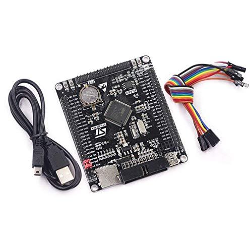 DollaTek STM32F407VET6 Carte de développement Cortex-M4 Carte d'Apprentissage système Minimale STM32 Carte de Base Arm