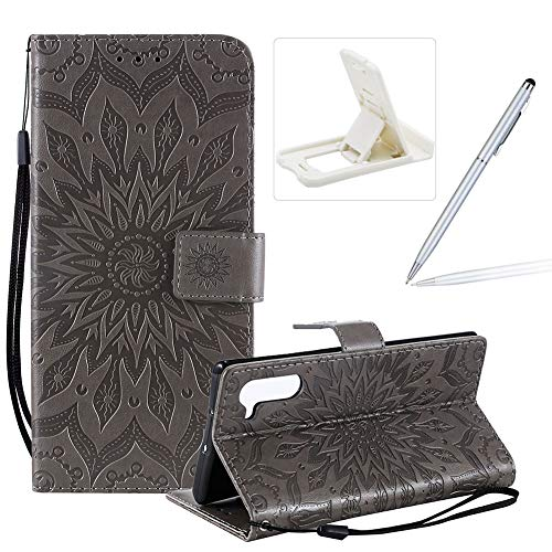 Buy Discount Herzzer Wallet Case for Samsung Galaxy Note 10,Strap Flip Case for Samsung Galaxy Note ...