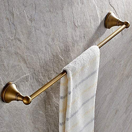 Barra de toalla multifunción montada en pared, toalla de baño, barra de toalla, percha de toalla de toalla de toalla accesorios de hardware de baño de baño de toalla de baño toalla de toalla colgando