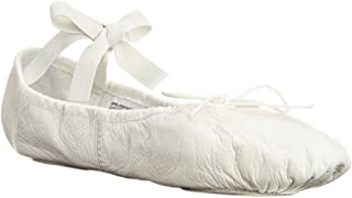 Bloch Prolite II Leather,  White,  3.5 C US