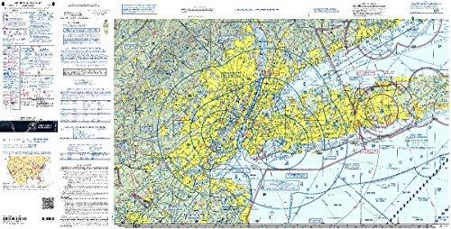 FAA Chart: VFR TAC NEW YORK TNY (Current Edition)