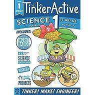 TinkerActive Workbooks: 1st Grade Science (TinkerActive Workbooks, 5)