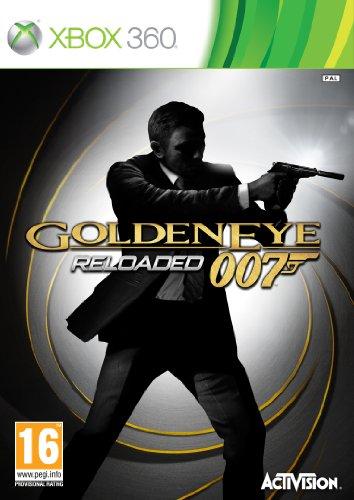 Activision Goldeneye 007 Reloaded Xbox 360 Inglés vídeo - Juego (Xbox 360, FPS (Disparos en primera persona), RP (Clasificación pendiente))