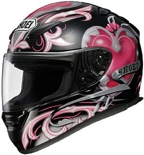 Shoei RF-1100 Corazon Full Face Motorcycle Helmet TC-7 Pink XXS 2XS