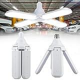 Lumière de Garage de LED, Éclairage de garage à LED, E27 Lampe de Garage...