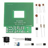 ILS - Kit Metal Localizador CC módulo Sensor electrónico Metal 3V-5V Bricolaje Simple Detector Metales