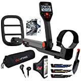 Minelab GO-FIND 66 Metal Detector with GO-FIND Black Carry...