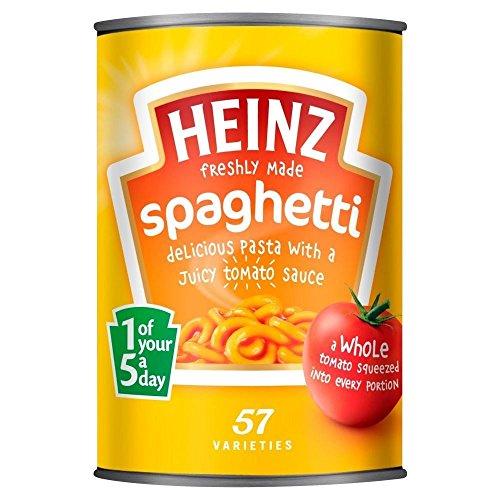 Heinz Spaghetti in Tomato Sauce 400g