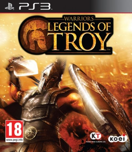 Warriors: legends of Troy [import anglais]