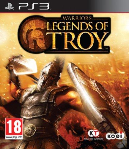 Tecmo Koei Warriors: Legends of Troy, PS3