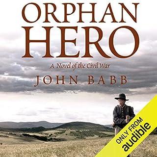 Orphan Hero audiobook cover art
