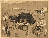 Berkin Arts Edvard Munch Giclée Leinwand Prints Gemälde