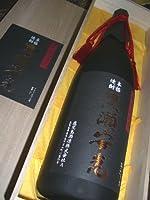 杜氏黒瀬安光謹製 S型麹 ネオマイセル吟醸麹仕込 黒瀬安光 1800ml 芋 25度(桐箱入り)