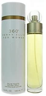 Perry Ellis 360 for Women Eau de Toilette Spray 100ml
