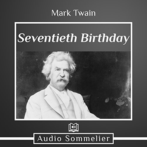 Seventieth Birthday cover art