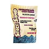 Leo & Emma Space Sand 950 Grammi, Sabbia Cinetica per Bambini Magica Colorata Modellabile Sand Giochi per Ragazzi e Ragazze, Molti Colori (Blu)