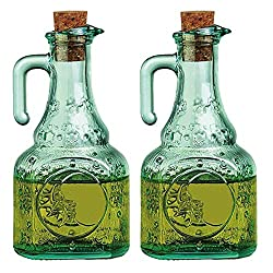 "Bormioli Rocco Country Home Helios Glass Oil Cruet, Set of 2. <a href=""https://www.amazon.com/gp/product/B016V65ZJ2/ref=as_li_qf_asin_il_tl?ie=UTF8&amp;tag=ris15-20&amp;creative=9325&amp;linkCode=as2&amp;creativeASIN=B016V65ZJ2&amp;linkId=7bda1af828a81075d3480cb85dd70448"" target=""_blank"" rel=""nofollow noopener noreferrer""><span style=""text-decoration: underline; color: #0000ff;""><strong>Buy it on Amazon.</strong></span></a>"