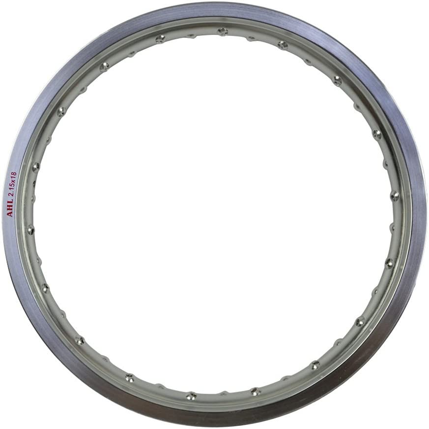 AHL Motorcycle Front Rear Rim Wheel Circl Aviation Aluminum Popular shop is the lowest price challenge wholesale 6061