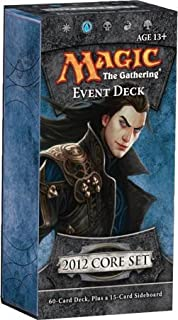 Magic The Gathering 2012 Core Set Event Deck: Illusionary Might