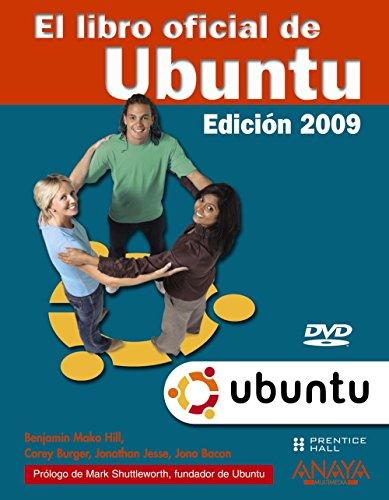 El libro oficial de Ubuntu.Edición 2009 (Títulos Especiales) de Benjamin Mako Hill (12 ene 2009) Tapa blanda