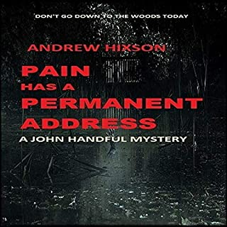 Pain Has a Permanent Address cover art