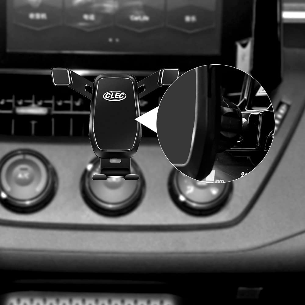 Being Up Car Phone Holder,Fit for Toyota Corolla 2020-2021 Adjustable Gravity Navigation for Air Vent Cellphone Mount Compitable with Almost 4-7 Inches Smartphones,Black
