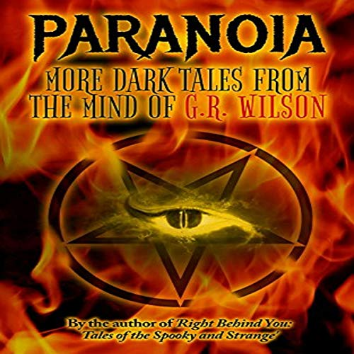 Paranoia audiobook cover art
