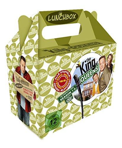 The King of Queens - Die komplette Serie in der Lunchbox (exklusiv bei Amazon.de) [36 DVDs]
