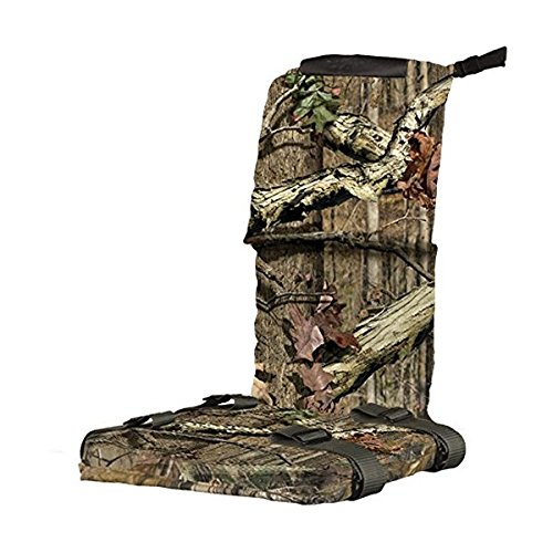 Summit Treestands Universal Seat, Mossy Oak Camo