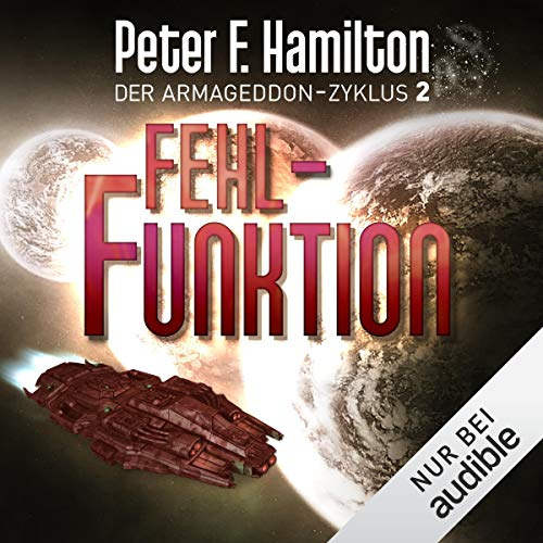 Fehlfunktion audiobook cover art